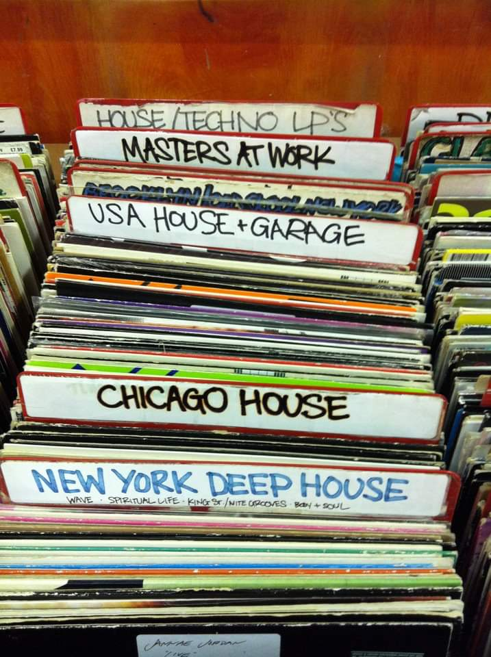 The Best US House Records