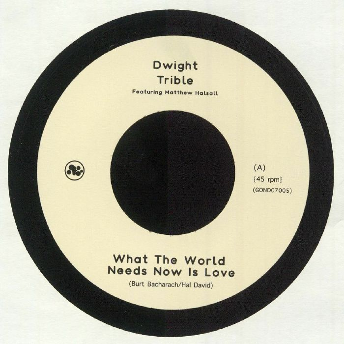 Dwight Trible | Matthew Halsall What The World Needs Now Is Love
