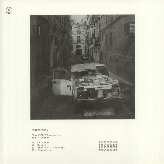 Crowdspacer Vinyl