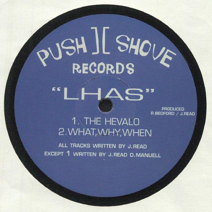 Push Ii Shove Vinyl