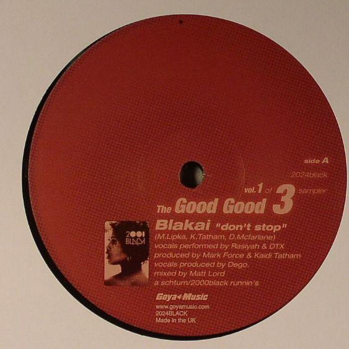 Good Good (Sampler Vol 1/3)