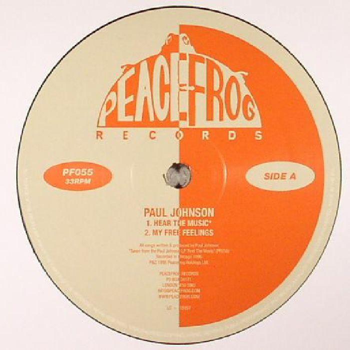 Hear The Music (reissue)