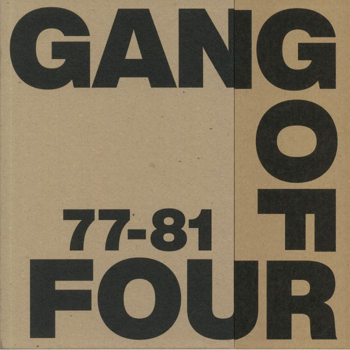 Gang Of Four 77 81