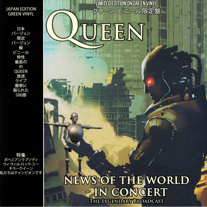 News Of The World In Concert: The Legendary Broadcast (Japan Edition)