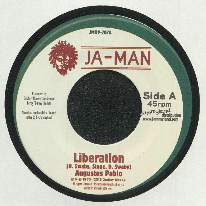 Augustus Pablo Liberation