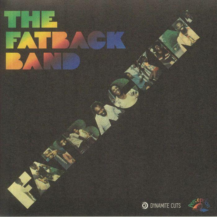 The Fatback Band   Dizzy Gillespie Fatbackin