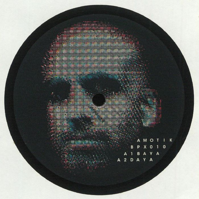 Bpitch Control Vinyl