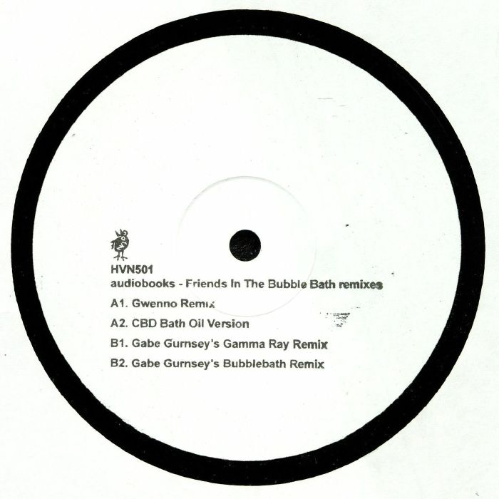 Friends In The Bubble Bath (remixes)