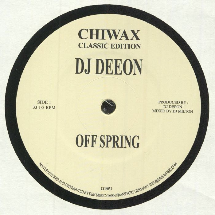 DJ Deeon Off Spring
