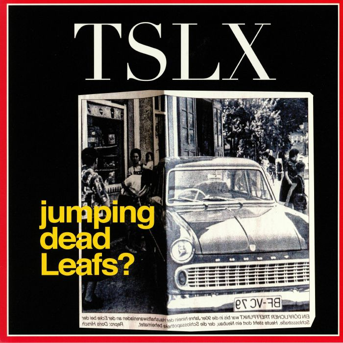Tolouse Low Trax Jumping Dead Leafs