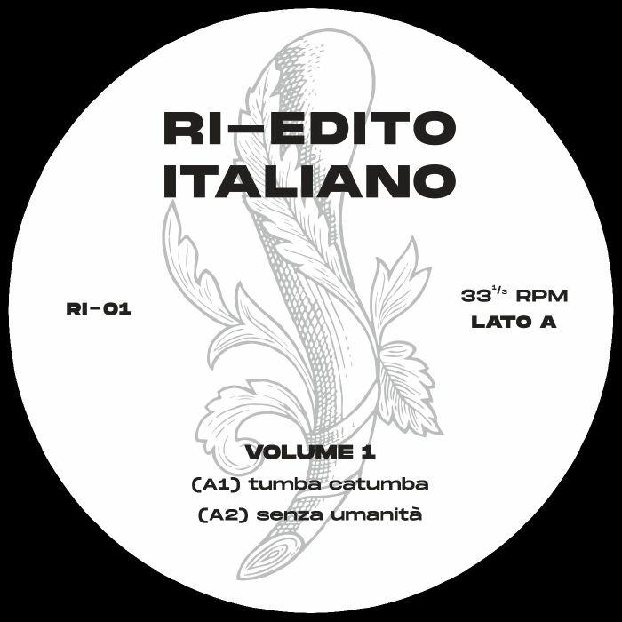 Ri Edito Italiano Vinyl