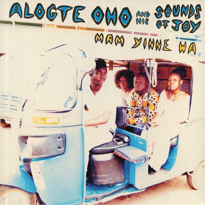 Alogte Oho & His Sounds Of Joy Vinyl