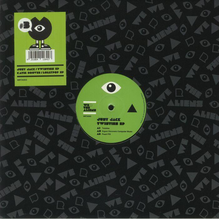 We R The Aliens Vinyl