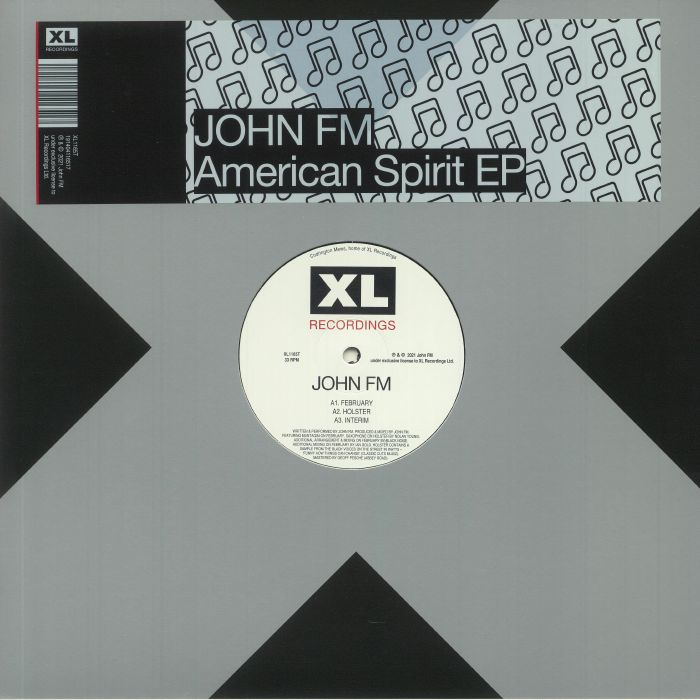 John Fm American Spirit EP