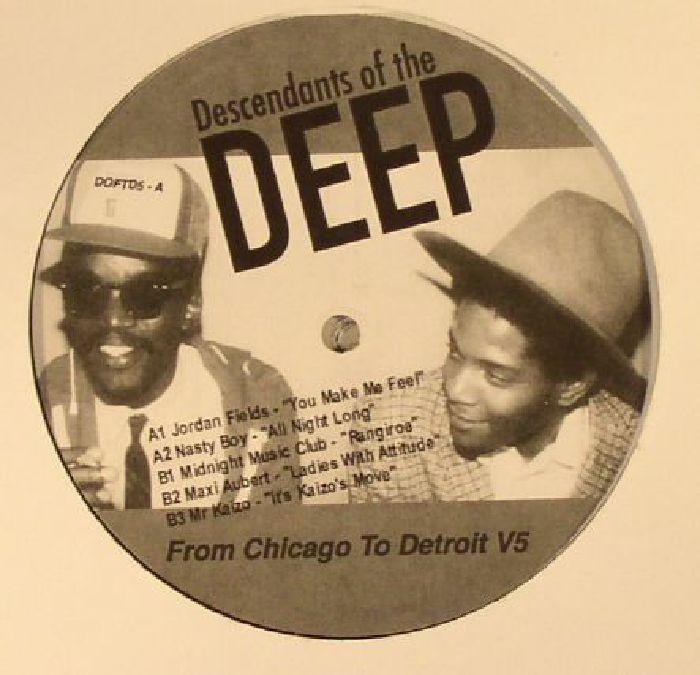 From Chicago To Detroit V5