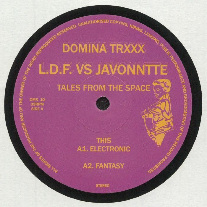 Ldf   Javonntte Tales From The Space
