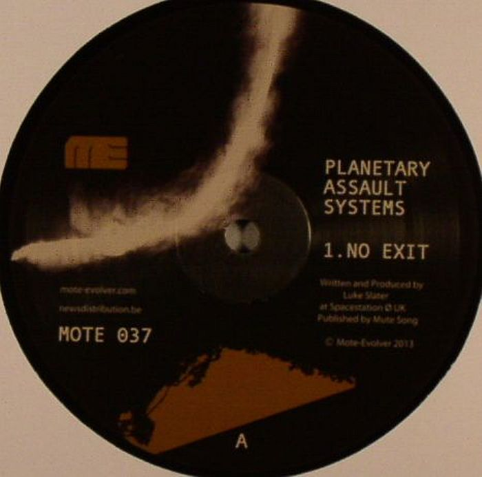 Planetary Assault Systems No Exit