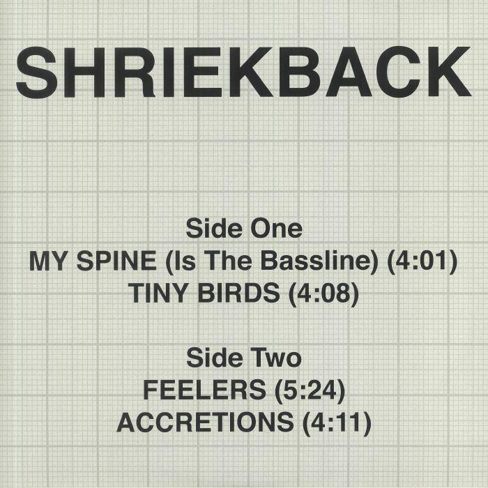 Shriekback My Spine (Is The Bass Line)