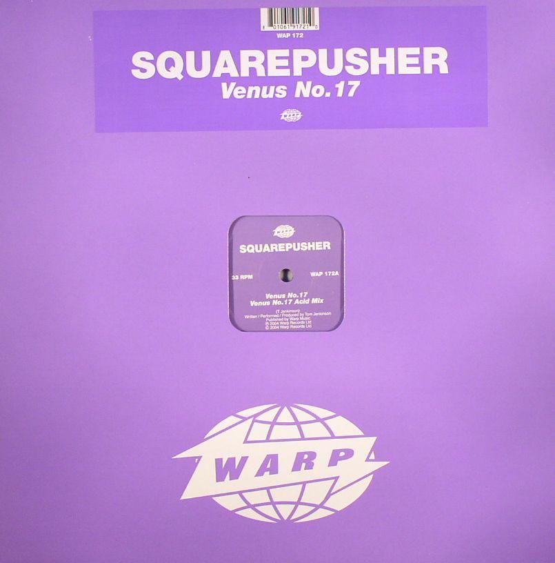 Squarepusher Venus Number 17