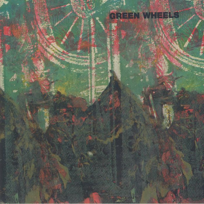 Merzbow Green Wheels