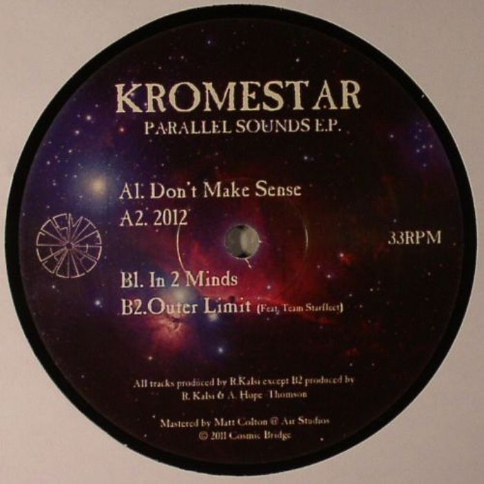Kromestar Parallel Sounds EP