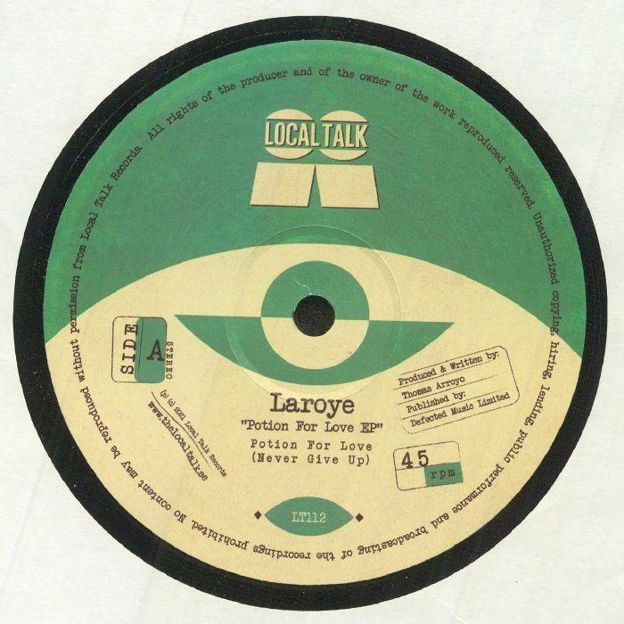 Laroye Potion For Love EP