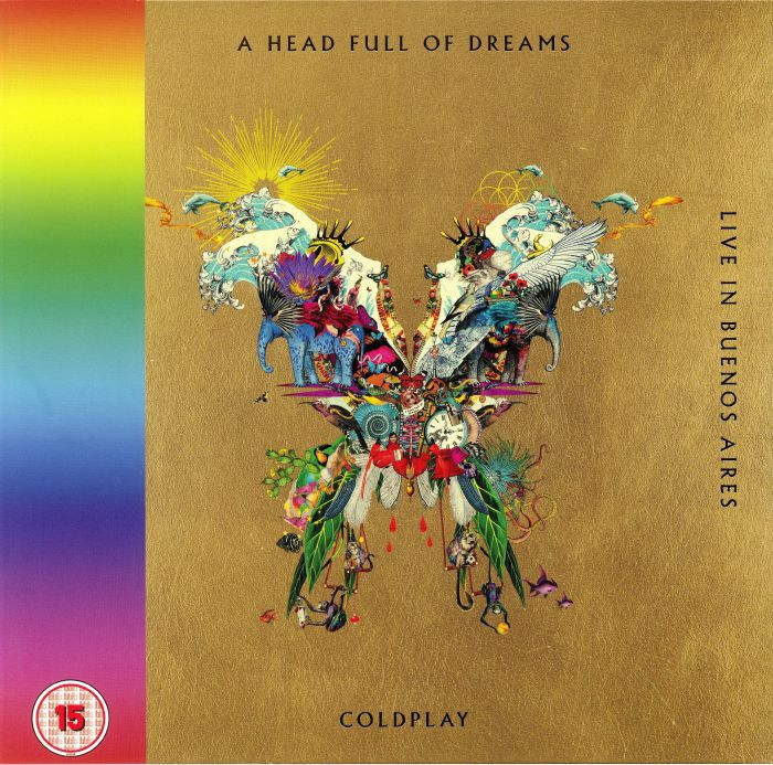 A Head Full Of Dreams/Live In Buenos Aires/Live In Sao Paulo