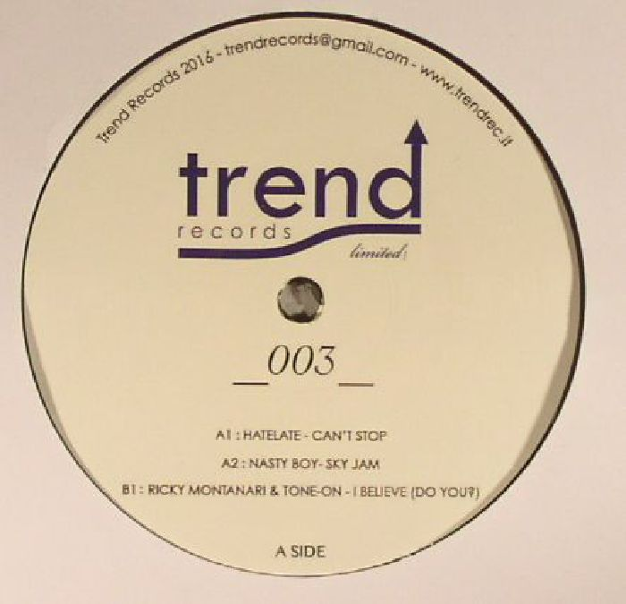 Trend Records Limited 003