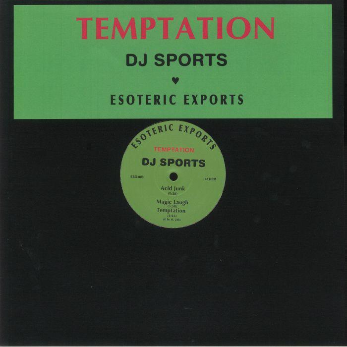 DJ Sports Temptation