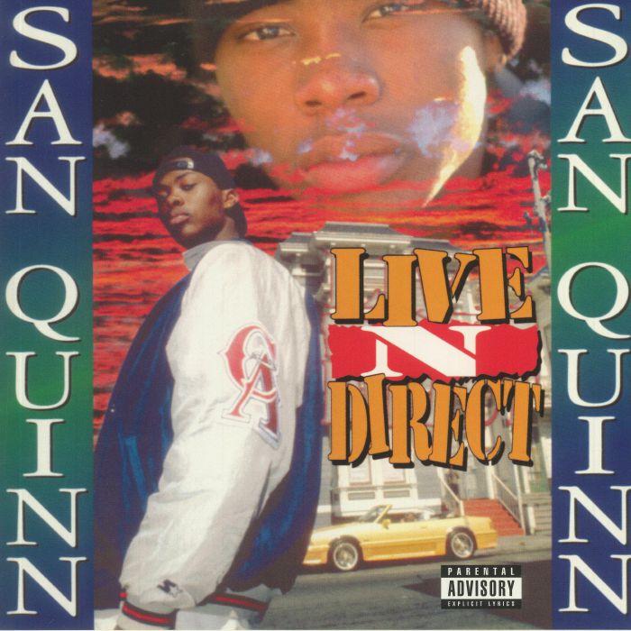San Quinn Live N Direct