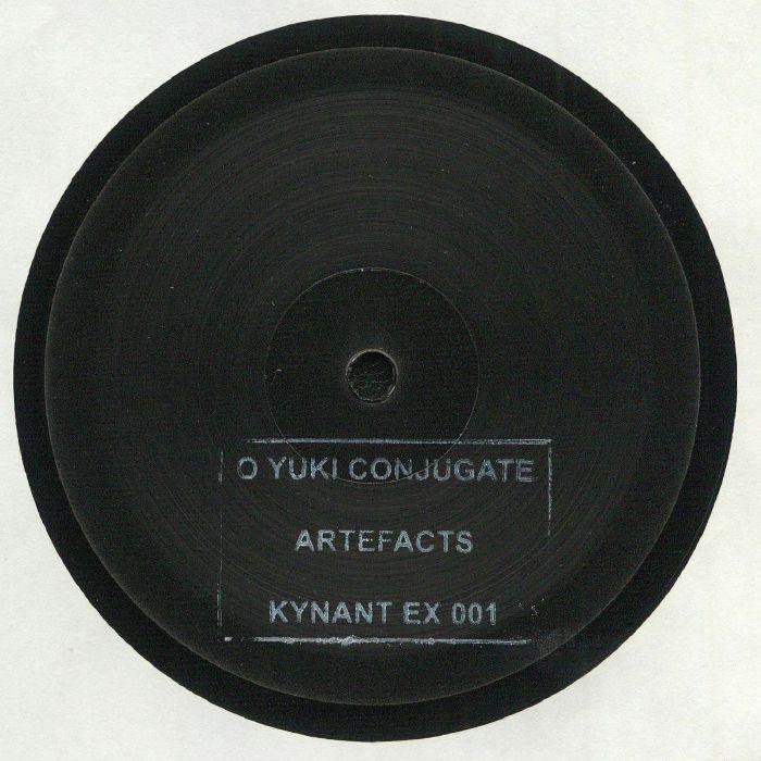 O Yuki Conjugate Artefacts