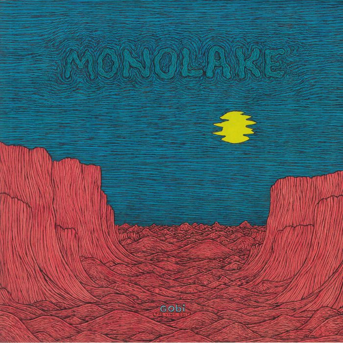 Monolake Gobi: The Vinyl Edit 2021
