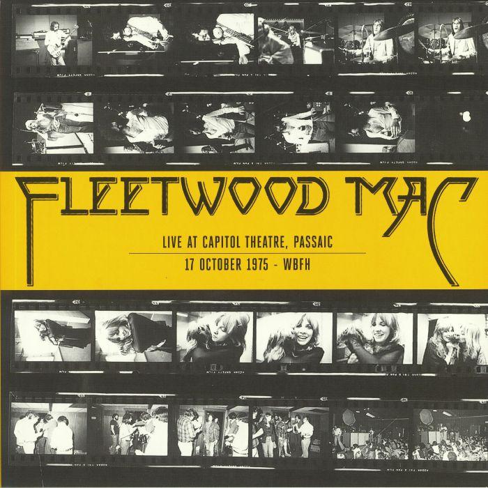 Fleetwood Mac Live At Capitol Theatre Passaic 17 October 1975 WBFH