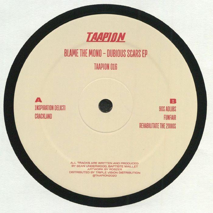 Taapion Vinyl
