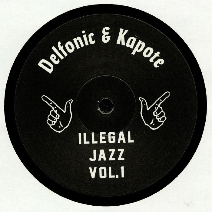 Delfonic | Kapote Illegal Jazz Vol 1