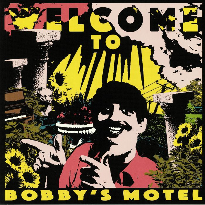 Pottery Welcome To Bobbys Motel