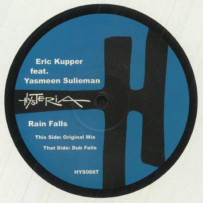 Eric Kupper | Yasmeen Sulieman Rain Falls