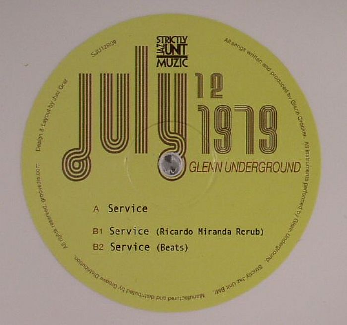 Glenn Underground Service