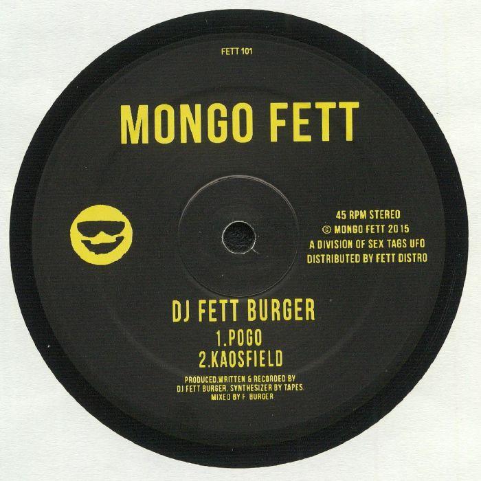 Mongo Fett Vinyl