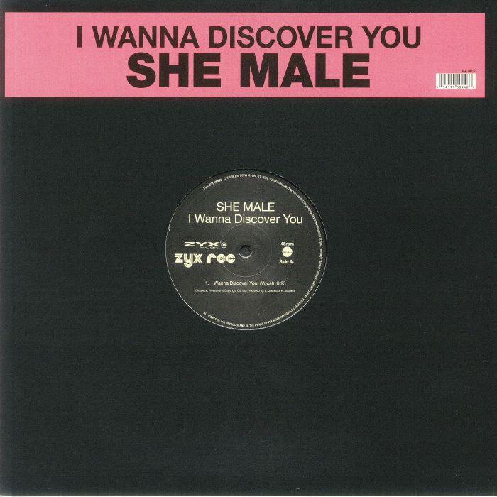 She Male I Wanna Discover You
