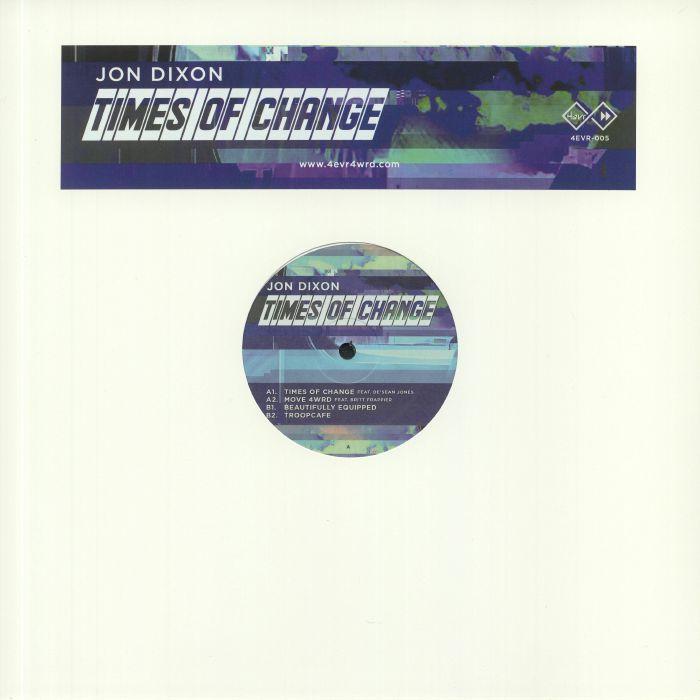 Jon Dixon Times Of Change