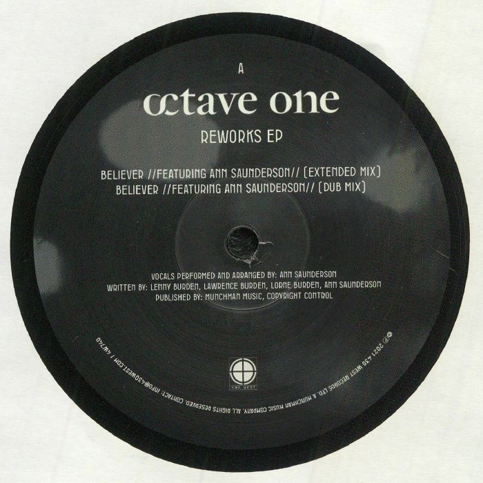 Octave One Reworks EP