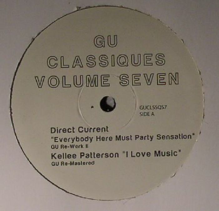 Gu   Glenn Underground GU Classiques Volume Seven