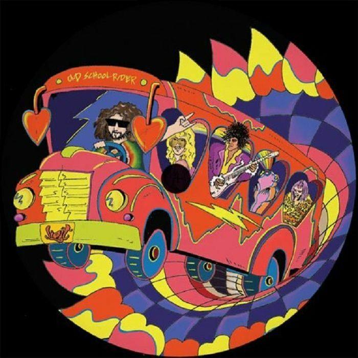 School Of Rock Vinyl