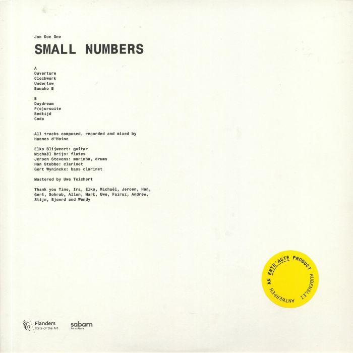 Entracte Vinyl