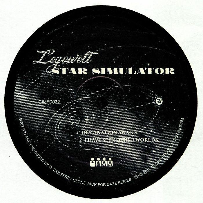 Legowelt Star Simulator