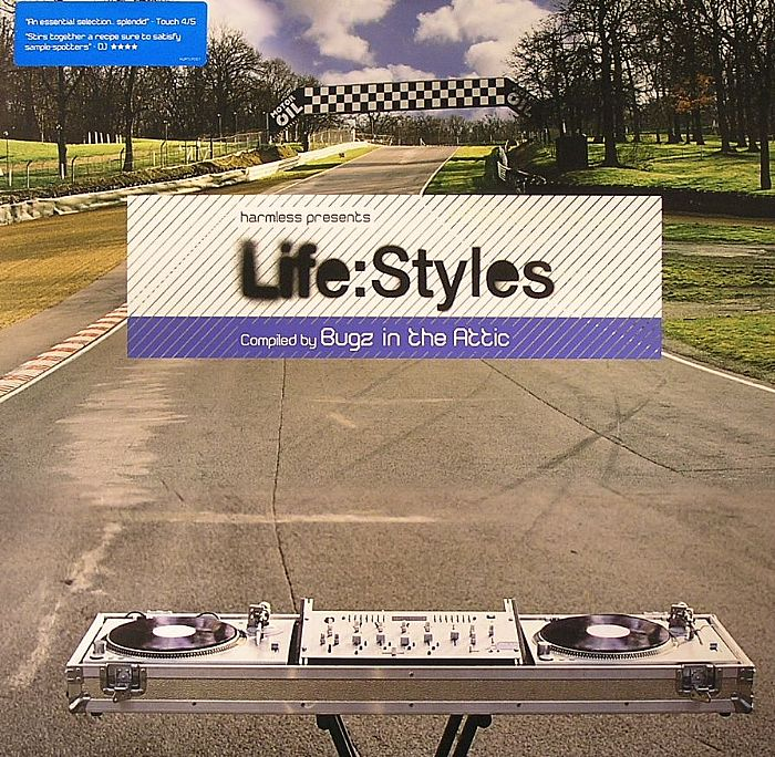 Bugz In The Attic Harmless Presents Life:styles