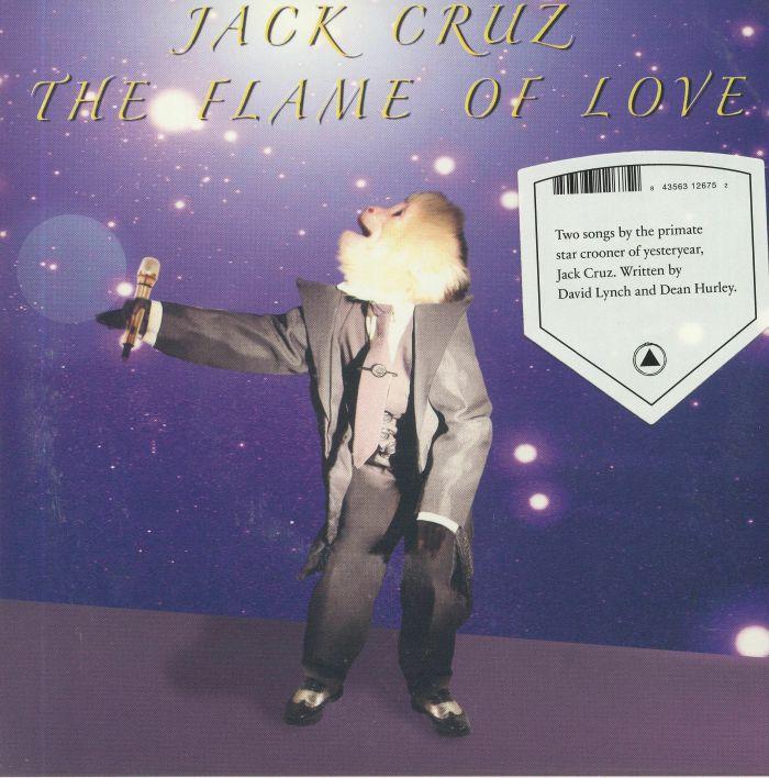 David Lynch | Jack Cruz The Flame Of Love