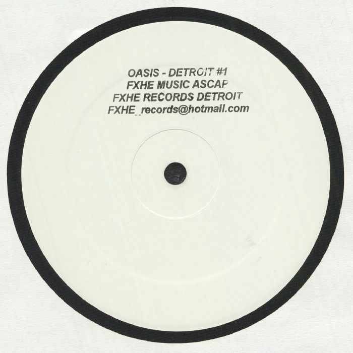 Oasis Detroit  1
