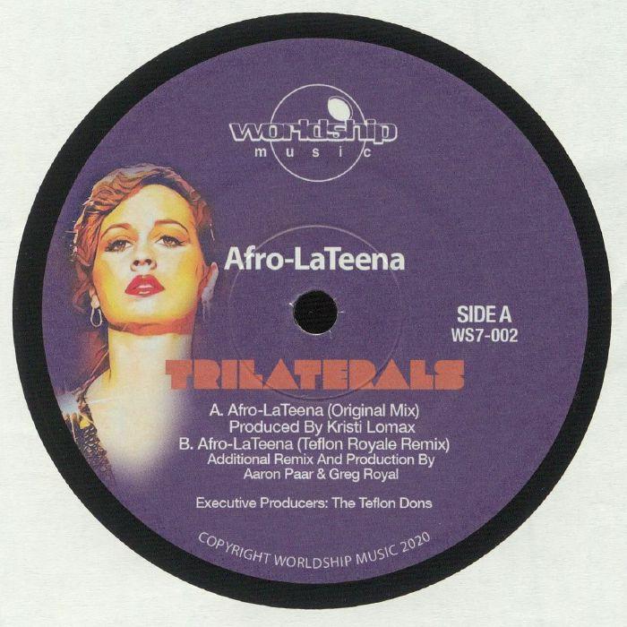 Trilaterals Afro La Teena